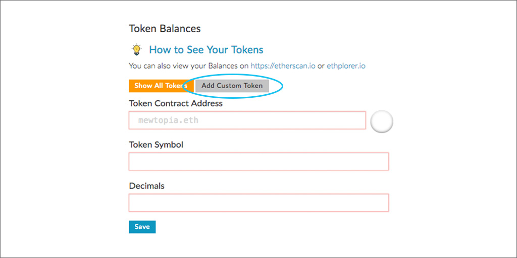 MyEtherWallet Screen 04